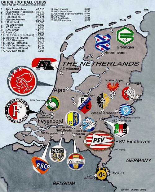europa holanda
